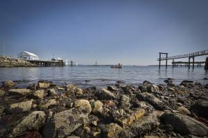 Sidney Waterfront Inn & Suites View