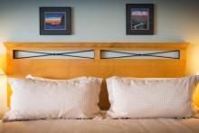 Sidney Waterfront Inn - Deluxe room